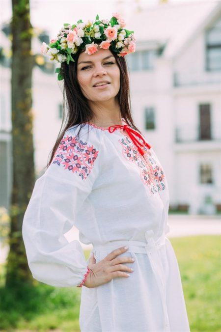 """Вышиванка женская """"Вяргіня"""""""